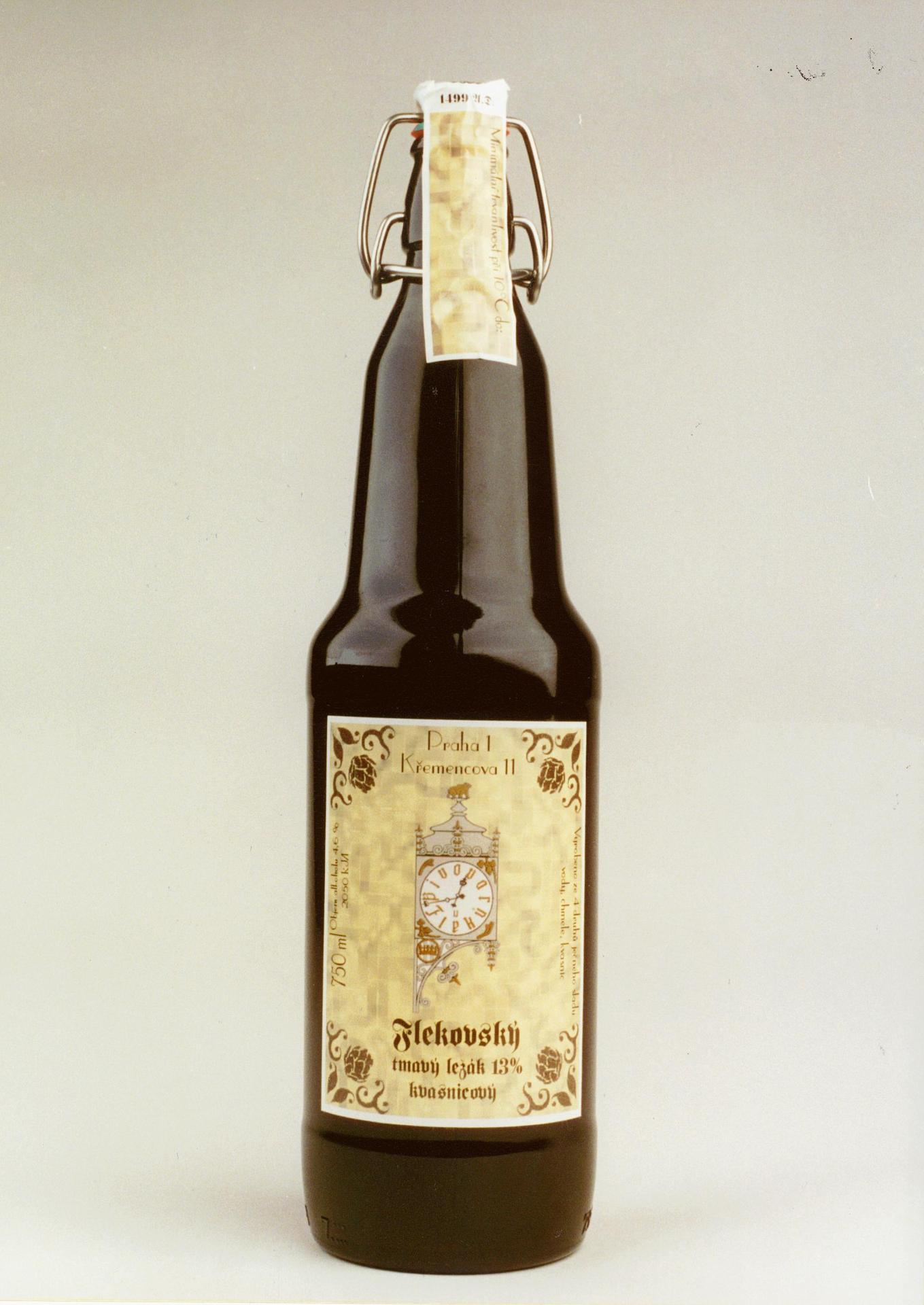 0,75l lahev patentní 190,- Kč