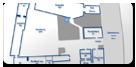Mapa sálů