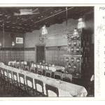 pohlednice U Fleků - Velký sál